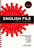 ENGLISH FILE ELEMENTARY TEACHER´SBOOK WITH KEY THIRD EDITION