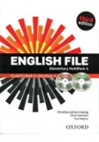 ENGLISH FILE ELEMENTARY MULTIPACK A THIRD EDITION