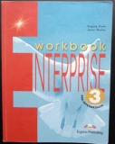 ENTERPRISE 3 PRE-INTERMEDIATE - WORKBOOK