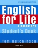 ENGLISH FOR LIFE ELEMENTARY SB