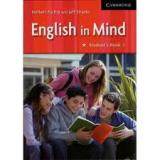 ENGLISH IN MIND SB 1