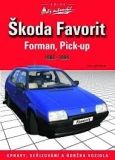 ŠKODA FAVORIT,FORMAN,PICK-UP 1988 - 1994
