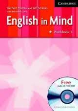 ENGLISH IN MIND WORKBOOK 1 + AUDIO CD/CD-ROM