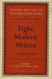 EIGHT MODERN WRITERS-HARDY, JAMES, SHAW, CONRAD, KIPLING, YEATS, JOYCE, LAWRENCE