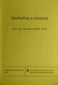 MARKETING A REKLAMA