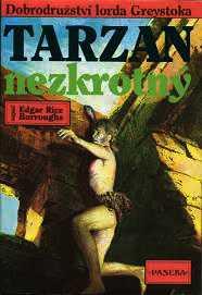 TARZAN NEZKROTNÝ - 7