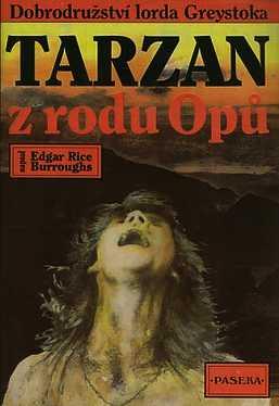 TARZAN Z RODU OPŮ - 1