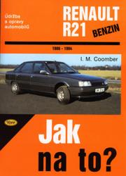 RENAULT R21 - BENZIN 1986 - 1994 - JAK NA TO ? (51)