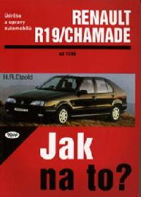 RENAULT R19/CHAMADE - OD 11/88 - JAK NA TO ? (9)