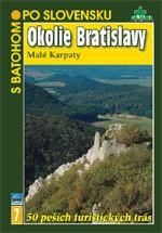 OKOLIE BRATISLAVY, MALÉ KARPATY - S BATOHOM PO SLOVENSKU 7