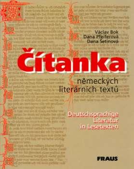 Fotografie Čítanka německých literárních textů