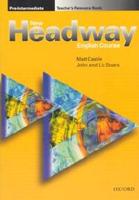 NEW HEADWAY PRE-INTERMEDIATE TEACHER´S RESOURCE BOOK