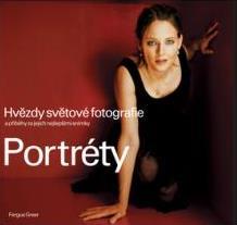 PORTRÉTY - HVĚZDY SVĚTOVÉ FOTOGRAFIE