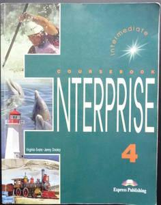ENTERPRISE 4 INTERMEDIATE - COURSEBOOK