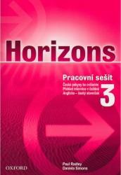 HORIZONS 3 PRACOVNÍ SEŠIT
