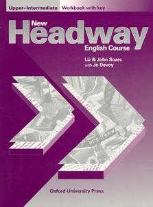 NEW HEADWAY UPPER INTERMEDIATE WORKBOOK WITH KEY