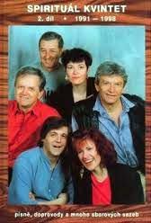 SPIRITUÁL KVINTET 2.DÍL 1991-1998