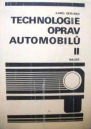 TECHNOLOGIE OPRAV AUTOMOBILŮ II