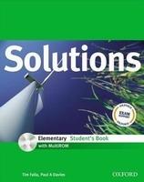 MATURITA SOLUTIONS ELEMENTARY SB S CD-ROM PACK