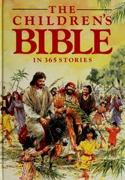 THE CHILDREN BIBLE IN 365 STORIES