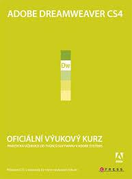 ADOBE DREAWEAVER CS4 - OFICIÁLNÍ VÝUKOVÝ KURZ + CD