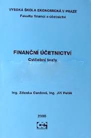 FINANČNÍ ÚČETNICTVÍ - CVIČEBNÍ TEXTY