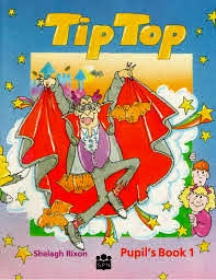 TIP TOP 1 PUPIL´S BOOK