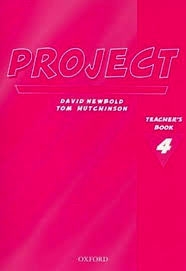 PROJECT 4 TEACHER´S BOOK