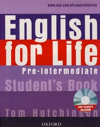 ENGLISH FOR LIFE PRE-INTERMEDIATE STUDENT´S BOOK WITH MULTIROM
