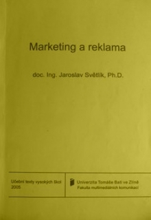 MARKETING A REKLAMA