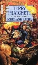 LORDS AND LADIES - A DISCWORLD NOVEL 14