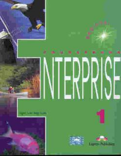 ENTERPRISE 1 BEGINNER - COURSEBOOK