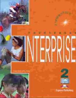 ENTERPRISE 2 ELEMENTARY - COURSEBOOK