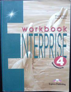 ENTERPRISE 4 INTERMEDIATE - WORKBOOK