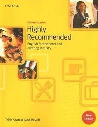 HIGHLY RECOMMENDED STUDENT´S BOOK - ENGLISH FOR THE HOTEL AND CATERING INDUSTRY