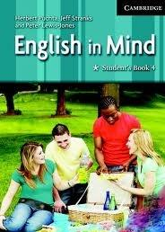 ENGLISH IN MIND SB 4