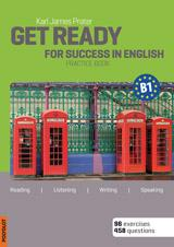 GET READY FOR SUCCESS IN ENGLISH - PRACTICE BOOK - B1 + AUDIO CD
