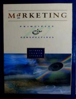 MARKETING - PRINCIPLES &  PERSPECTIVES