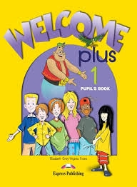 WELCOME PLUS 1 PUPIL´S BOOK